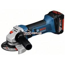 Угловая шлифмашина Bosch GWS 18-125 V-LI