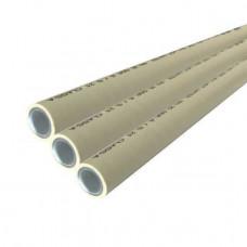 Труба с алюминиевой фольгой Kalde 20 мм PN 25