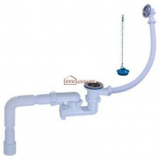 Сифон для ванны Waterstal А - 80089 регулируемый