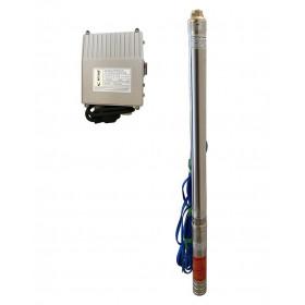Скважинный насос OPTIMA 3SDm1.8/27 0.75кВт 115м + пульт + кабель 15м