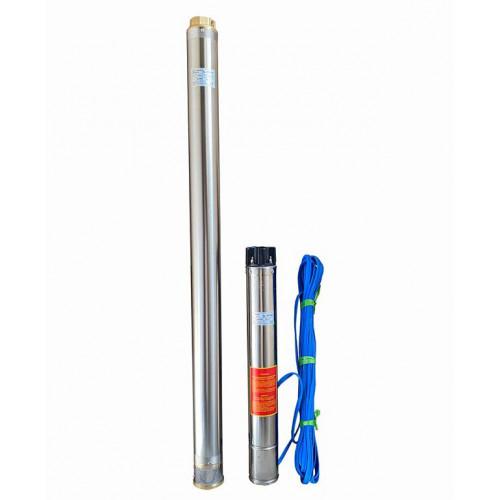 Скважинный насос OPTIMA 4SD 8/28 4,0кВт 162м 3-фазный + кабель 15м