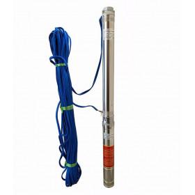 Насос скважинный OPTIMA PM 3SDm2.5/15 0.55кВт 65м + кабель 50м, со встроенным конденсатором (без пульта)