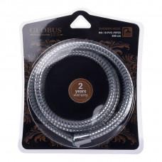 Шланг для душа Globus Lux NH-10-200 PVC-PIPES 200см силиконовый