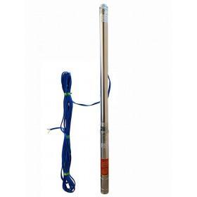 Насос скважинный OPTIMA PM 3SDm2.5/28 1.1кВт 135м + кабель 15м, со встроенным конденсатором (без пульта)