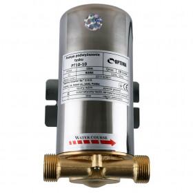Насос для повышения давления Optima PT 10-10 с датчиком протока + гайки