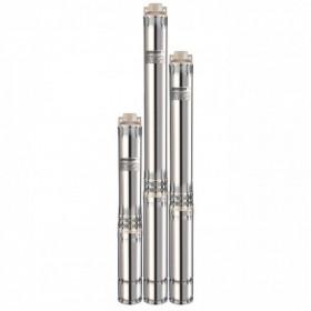 Скважинный насос Насосы+ 100SWS2-55-0,45 + муфта + кабель 2м, со встроенным конденсатором