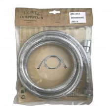 Шланг для душа силиконовый FLEX COSTE Innovation-001-150 СМ PVC-Espiroflex