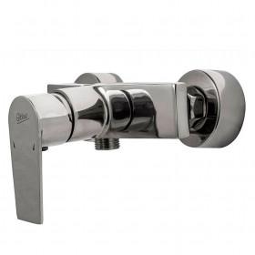 Смеситель для душа Globus Lux SHA-105-M Нержавейка, Комплект