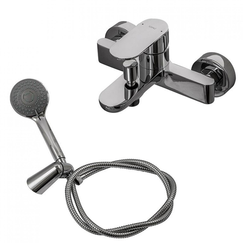 Смеситель для ванны TOPAZ TOPAZ BARTS TB 07101-H36 cartridge D35 комплект с душем