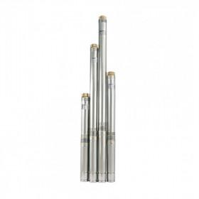 Скважинный насос Насосы+  75 SWS 1.2-90-0.75 + муфта + кабель 2м