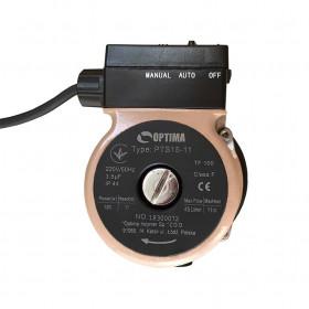 Насос для повышения давления Optima PTS 15-11 с датчиком протока + гайки