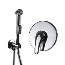 Гигиенический душ Globus Lux Solly GLSO-0110 скрытого монтажа, комплект