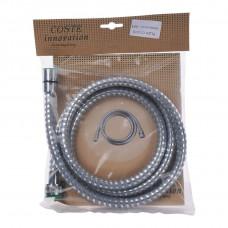 Шланг для душа силикон металлизированый FLEX COSTE Innovation-004-1,5M PVC-Espiroflex