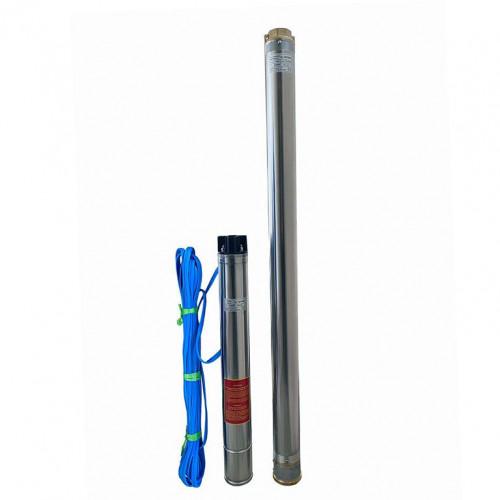 Скважинный насос OPTIMA 4SD10/28 5.5кВт 170м 3-фазный + кабель 15м