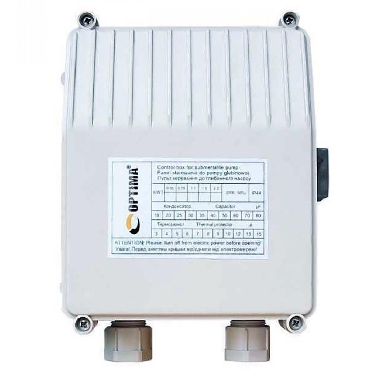 Пульт управления для глубинного насоса Optima 0.75кВт