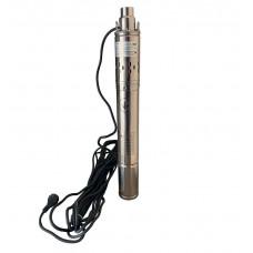 Скважинный насос шнековый VOLKS pumpe 3QGD 1.5-90 0.55кВт + кабель 15м