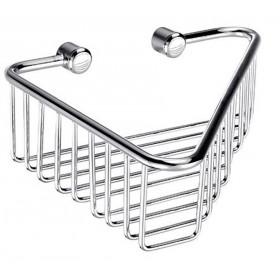 Полка в ванную Perfect S.A. 4112-угловая Одинарная латунь