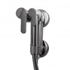 Гигиенический душ Globus Lux GLN-3-106MIX Cold/Hot со стены L-100мм, Магнит