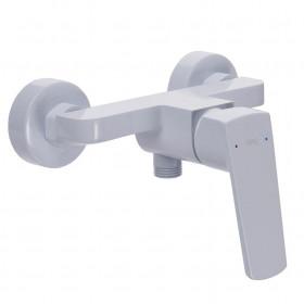 Смеситель для душа TOPAZ LEXI TL 21701-H57-W белый матовый, комплект