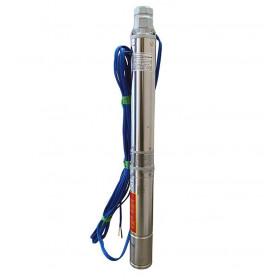 Насос скважинный OPTIMA PM 3.5SDm3/9 0.37кВт 55м + кабель 15м, со встроенным конденсатором (без пульта)