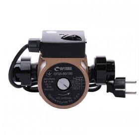 Циркуляционный насос OP25-60 130мм Optima с кабелем и евровилкой