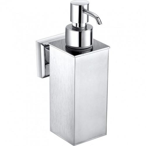 KB 9932 Дозатор жидкого мыла навесной метал ЛАТУНЬ