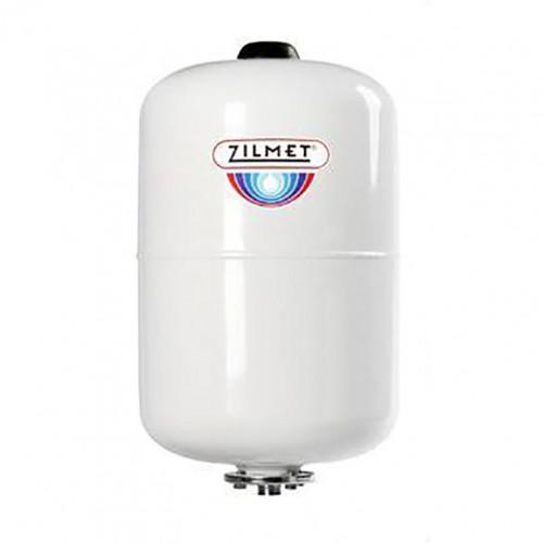 Гидроаккумулятор cо сменной мембраной 19л ZILMET HY-PRO 10bar, белый