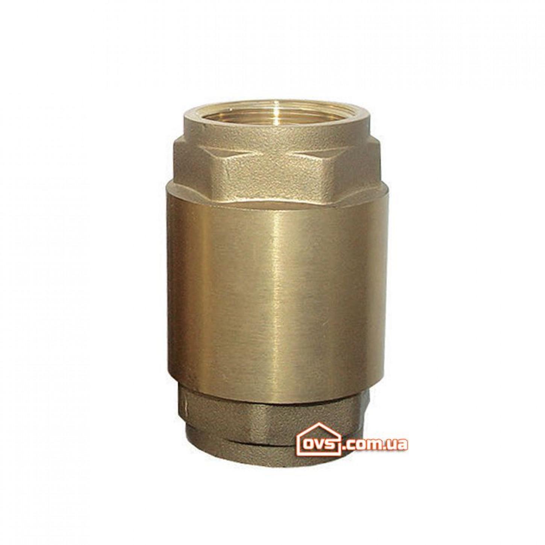 """Обратный клапан 1""""Fx1""""F латунь euro Aquatica VSK2.1"""