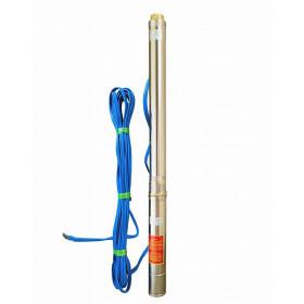 Скважинный насос OPTIMA 4SD 6/16 1,5кВт 88м 3-фазный + кабель 15м