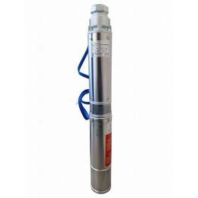 Насос скважинный OPTIMA PM 4QJm4/7 0.37кВт 50м + 1.5 м кабель, со встроенным конденсатором (без пульта)