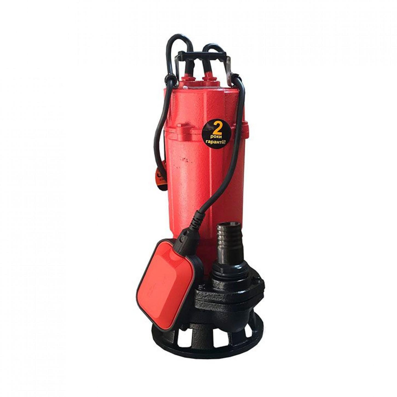 Фекальный насос с измельчителем Optima WQG 550  0,55 кВт