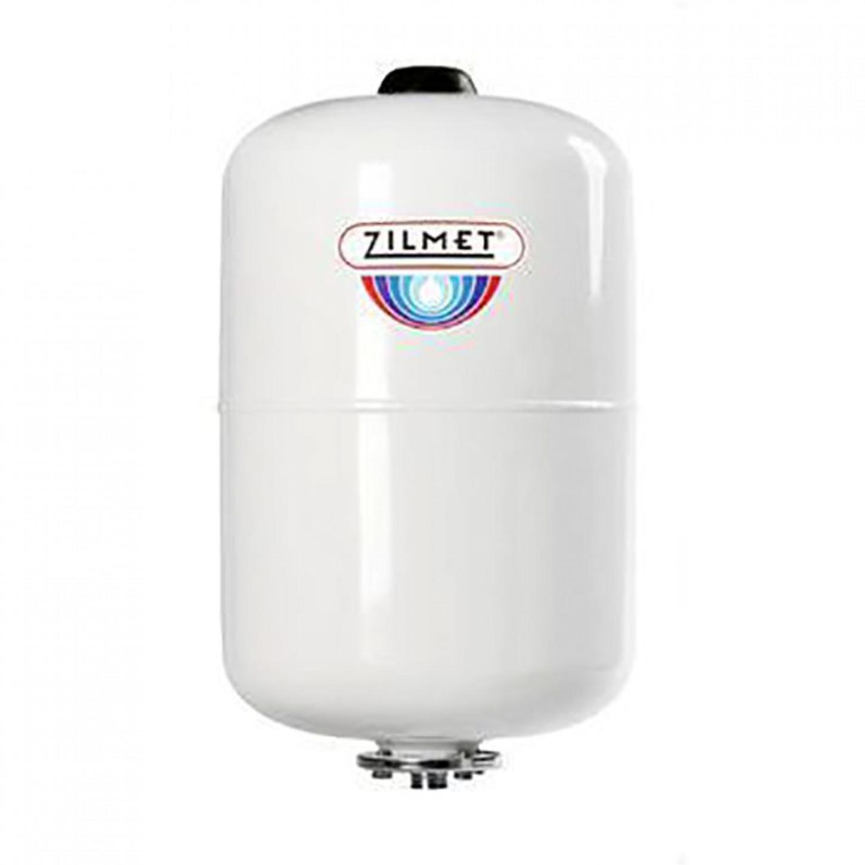 Гидроаккумулятор cо сменной мембраной 24л ZILMET HY-PRO 10bar, белый