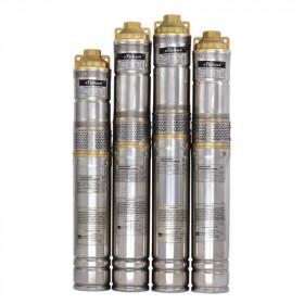 Скважинный насос Sprut  QGDа 1,5-120-1.1 + пульт + кабель 10 метров