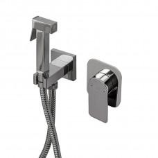 Гигиенический душ TOPAZ SARDINIA TS-G 08735-H20 скрытого монтажа, латунь, комплект