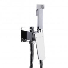 Гигиенический душ TOPAZ LEXI TL 21106-H57 скрытого монтажа, латунь, комплект