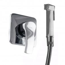 Гигиенический душ Globus Lux GLQU-0110-Q Queensland скрытого монтажа, комплект