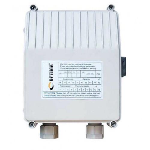 Пульт управления для глубинного насоса Optima 1.5кВт