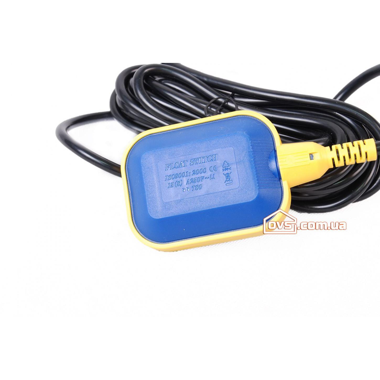 Поплавок для дренажного насоса с кабелем 3м Optima PC8