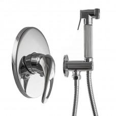 Гигиенический душ Globus Lux GLS-0110 SENA скрытого монтажа, комплект