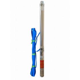 Насос скважинный OPTIMA PM 3SDm2.5/20 0.75кВт 90м + кабель 15м, со встроенным конденсатором (без пульта)
