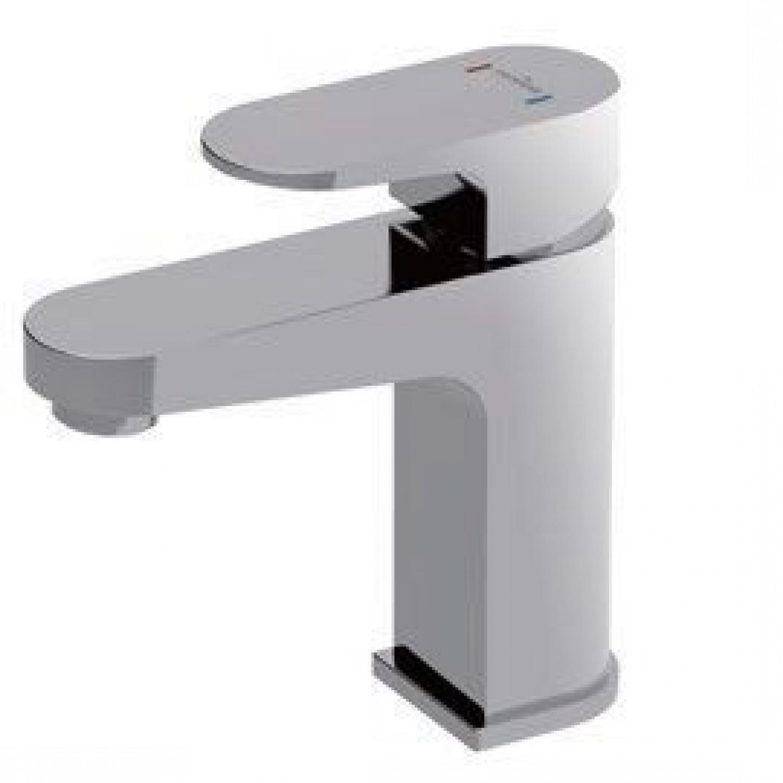 Смеситель для умывальника с донным клапаном CLICK-CLACK Cersanit VIGO S951-146