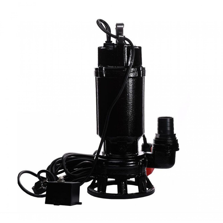 Фекальный насос с измельчителем VOLKS WQ15-14G 1.5кВт