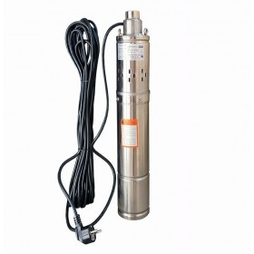 Скважинный насос шнековый VOLKS pumpe 3,5QGD 1,8-50 0.75кВт + кабель 15м