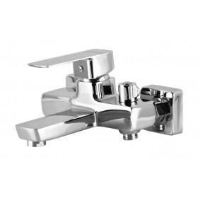 Смеситель для ванны DOMINO MALIBU DMM-102N EURO комплект с душем