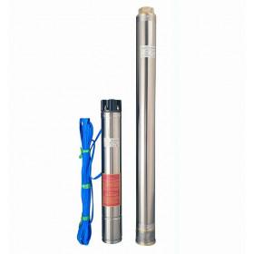 Скважинный насос OPTIMA 4SD 8/20 3,0кВт 116м 3-фазный + кабель 15м