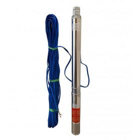 Насос скважинный OPTIMA PM 3.5SDm3/16 0.75кВт 100м + кабель 60м, со встроенным конденсатором (без пульта)