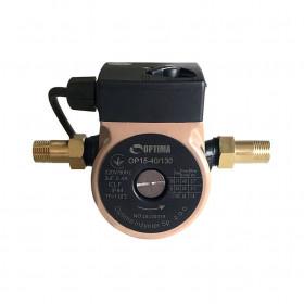 Циркуляционный насос OP15-40 130мм Optima с кабелем и евровилкой