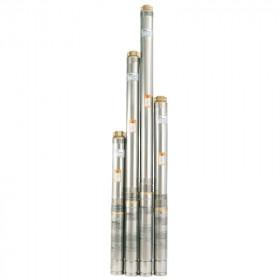Скважинный насос Насосы+  75QJD 130-0.75 + кабель 10м + пульт управления